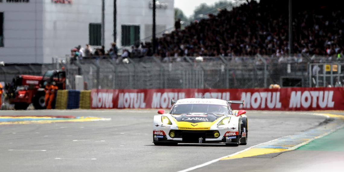 Motul поддержит гонки «24 часа Ле-Мана»