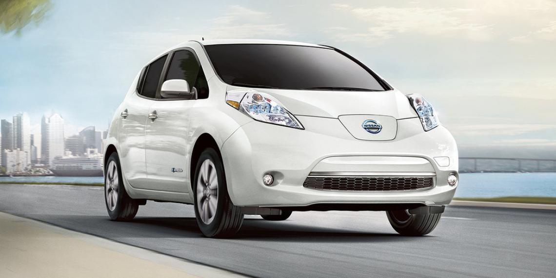 Nissan. Управление одной педалью
