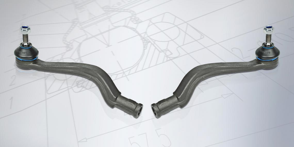 Новые наконечники рулевой тяги MEYLE