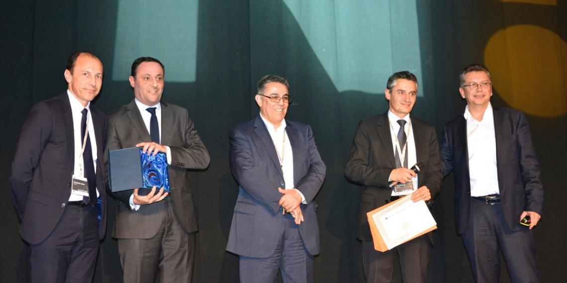 NTN-SNR вручили «Инновационного поставщика года»