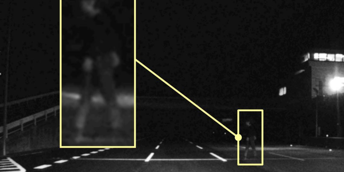 Эффективные технологии ночного видения