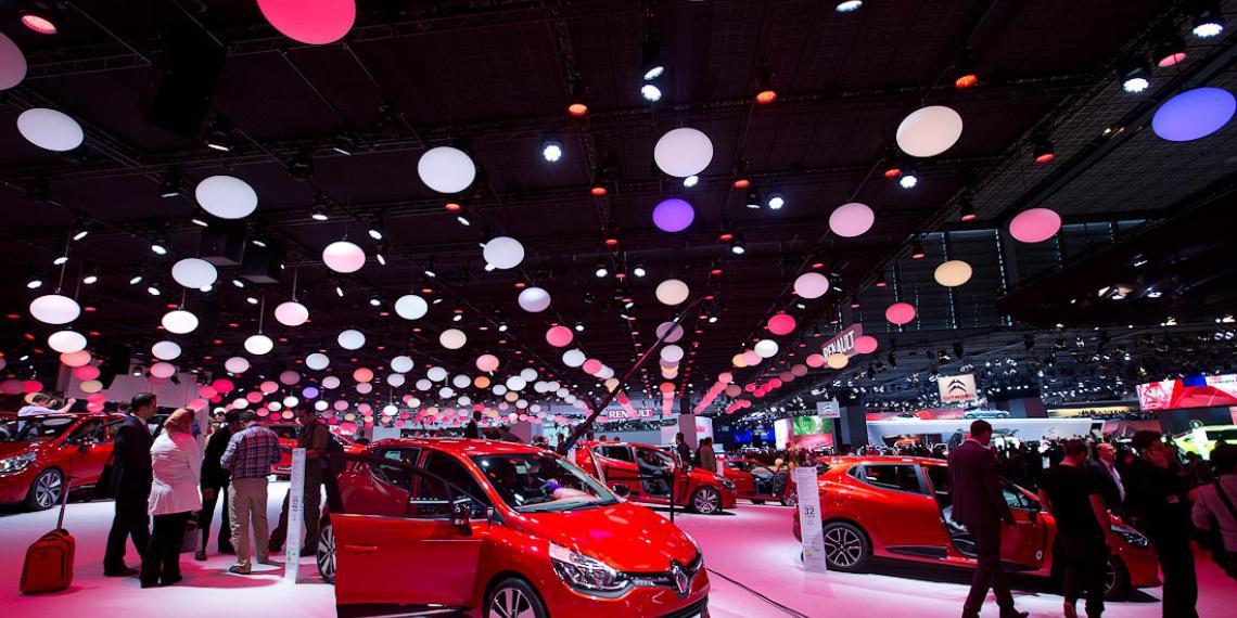Парижский автосалон. Пути повышения экономичности и экологичности автомобилей