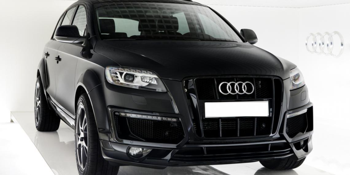 Дизель - гибрид Audi