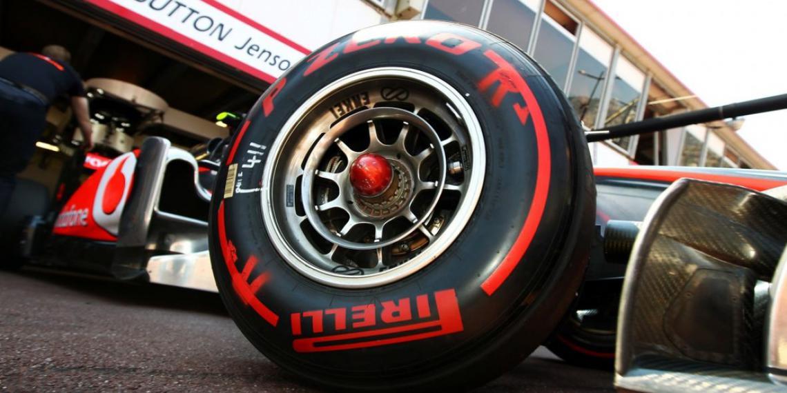 Pirelli разрабатывает шины для «Формулы-1» 2017