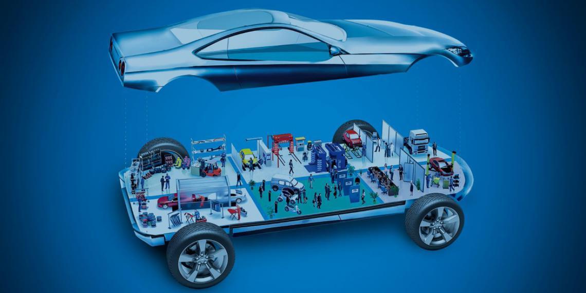 Delphi на выставке Equip Auto 2017