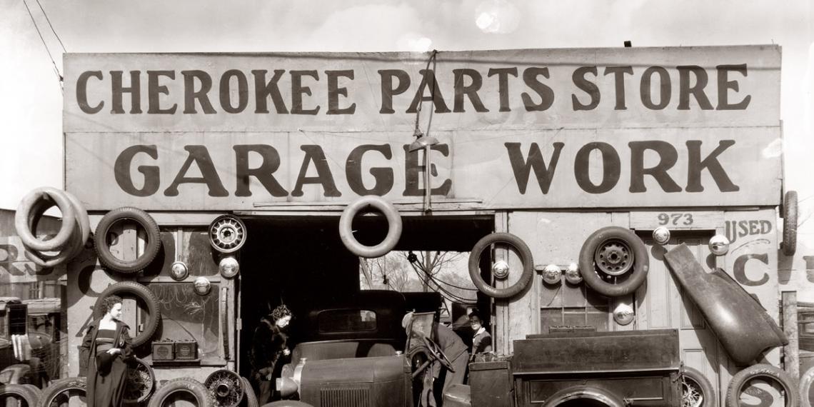 У «гаражек» свои проблемы