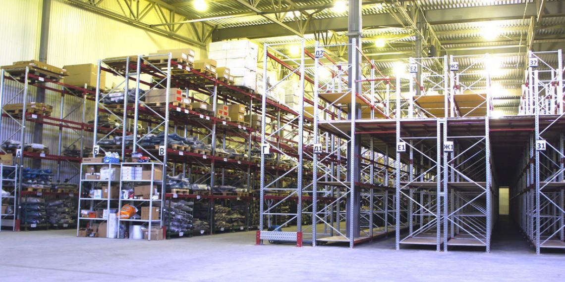 Открытие нового склада Bosal