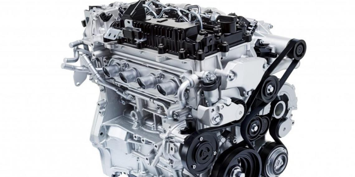Бензиновые двигатели Mazda такие же чистые, как у электромобилей