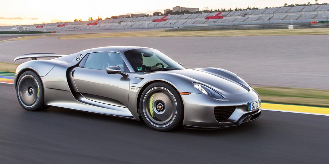 Сотрудничество Porsche и Bosch