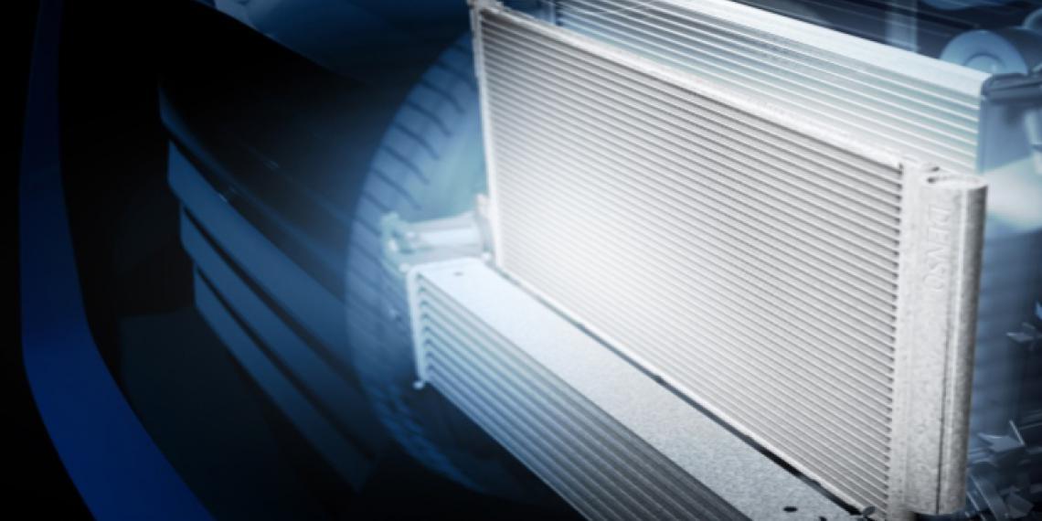 Новый конденсатор с технологией суперохлаждения