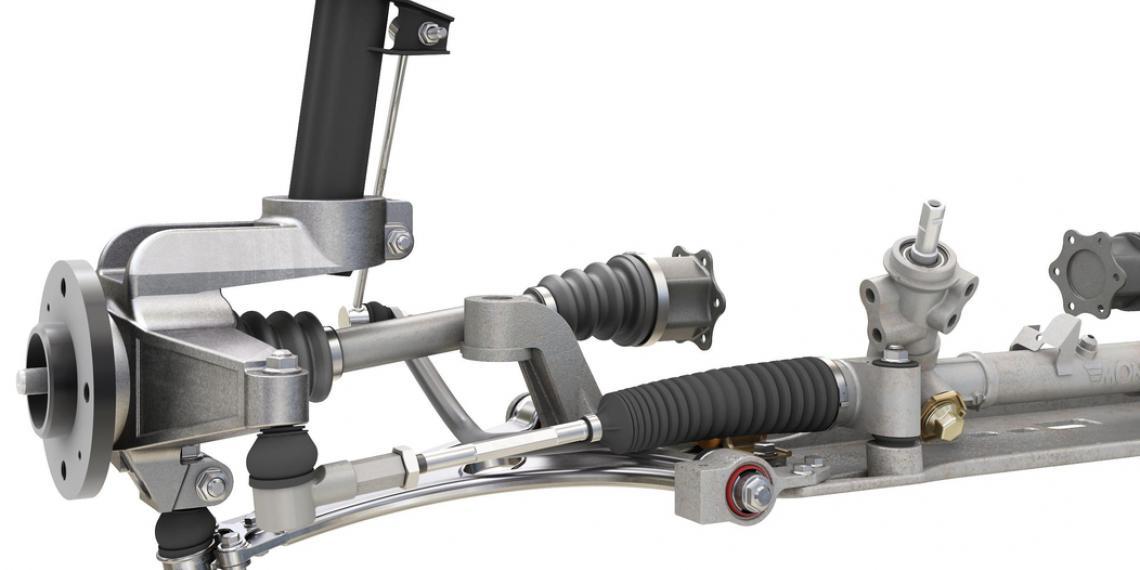 Технологии Tenneco для концерна Ford