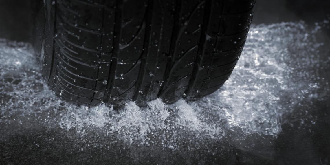 Колодки прошли тест на влажной дороге