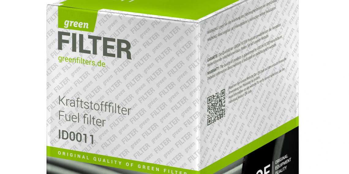 Погружные фильтры бензонасосов GREEN FILTER