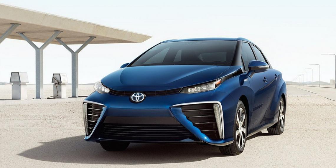 Toyota Mirai. Преимущества водорода