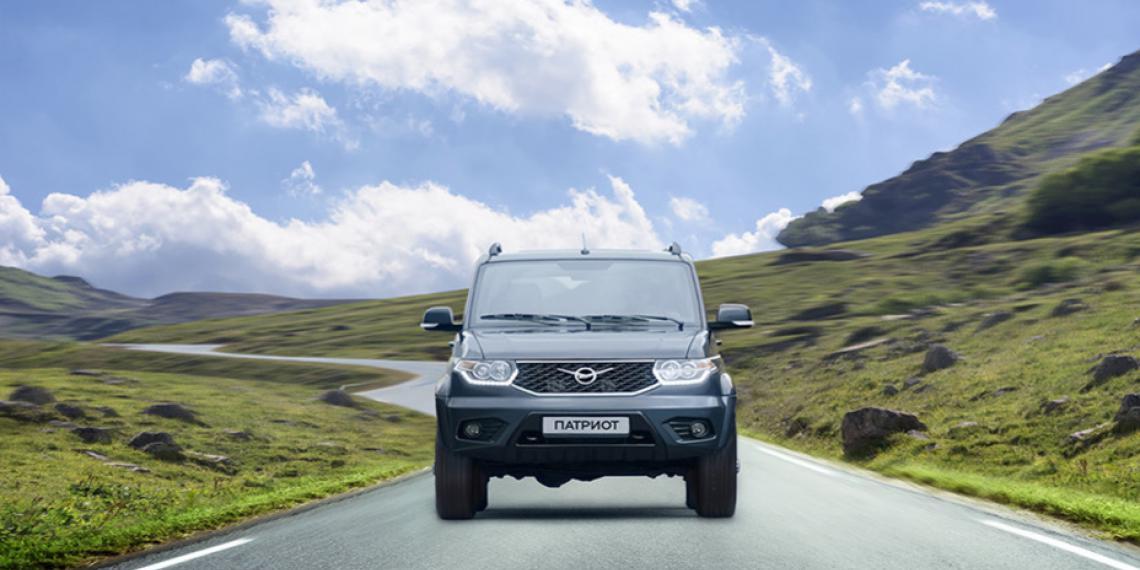 Поставки автомобилей УАЗ в Китай