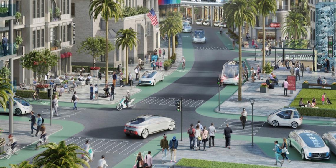 Bosch и Daimler ускоряют развитие автоматизированного и беспилотного вождения