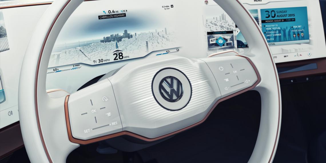 Volkswagen и LG разработывают инновационную сетевую автомобильную платформу