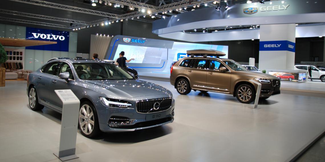 Volvo Cars и Geely объединяют усилия