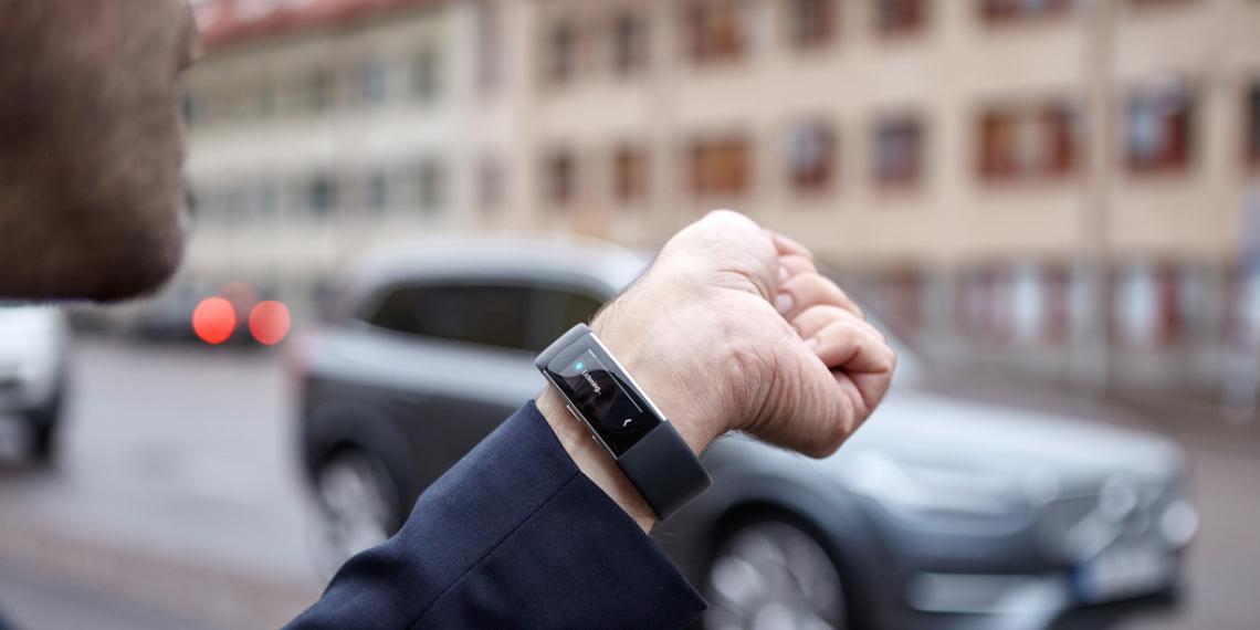 Volvo и Microsoft упрощают жизнь
